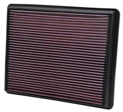 K&N Filters - K&N Replacement Air Filter - GM Fullsize Truck/SUV 1999-2014
