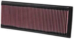 K&N Filters - K&N Replacement Air Filter - Mercedes Benz 1998-2014