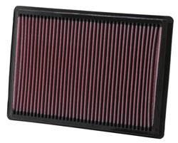 K&N Filters - K&N Replacement Air Filter - Mopar LD/LX-Body 2004-10