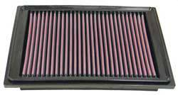 K&N Filters - K&N Replacement Air Filter - Cadillac XLR/Chevy Corvette 2005-09