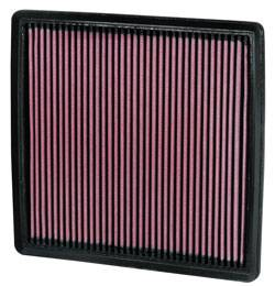 K&N Filters - K&N Replacement Air Filter - Ford/Lincoln Fullsize Truck/SUV 2007-14