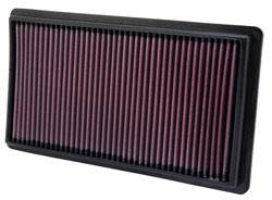 K&N Filters - K&N Replacement Air Filter - Ford/Lincoln/Mazda 2007-14