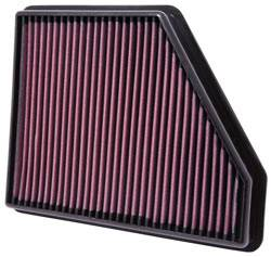 K&N Filters - K&N Replacement Air Filter - Chevy Camaro 2010-14