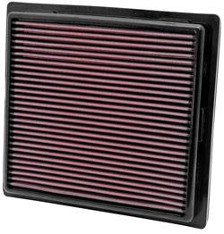 K&N Filters - K&N Replacement Air Filter - Dodge Midsize SUV/Jeep Grand Cherokee 2011-15