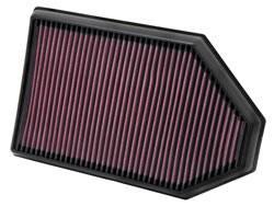 K&N Filters - K&N Replacement Air Filter - Chrysler/Dodge/Lancia 2011-14