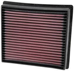 K&N Filters - K&N Replacement Air Filter - Dodge Fullsize Truck 2013