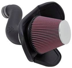 K&N Filters - K&N 57 Series FIPK Air Intake System - Mopar LC/LD/LX-Body 2005-10