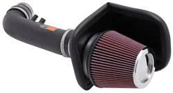K&N Filters - K&N 57 Series FIPK Air Intake System - Ford Mustang 1996-2004