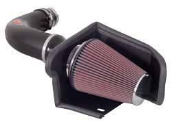 K&N Filters - K&N 57 Series FIPK Air Intake System - Ford Fullsize Truck/SUV 1997-2004