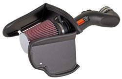 K&N Filters - K&N 57 Series FIPK Air Intake System - Chevy Trailblazer 2006-08