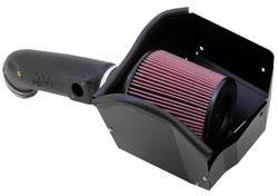 K&N Filters - K&N AirCharger® Air Intake System -  Ford Fullsize Truck 2011-14