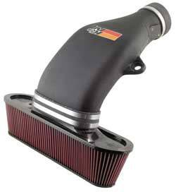 K&N Filters - K&N AirCharger® Air Intake System -  Chevy Corvette Z06 2006-09