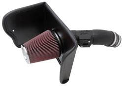 K&N Filters - K&N AirCharger® Air Intake System -  Toyota Tundra 20012-14