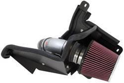 K&N Filters - K&N 69 Series Typhoon® Air Intake System -  Ford Focus 2012-14