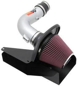 K&N Filters - K&N 77 Series High-Flow Performance Air Intake -  Ford Edge 2011-13