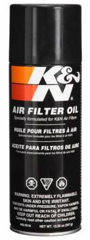 K&N Filters - K&N Air Filter Oil - 12.25 oz. Aerosol