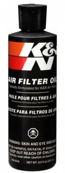 K&N Filters - K&N Air Filter Oil - 8 oz. Bottle