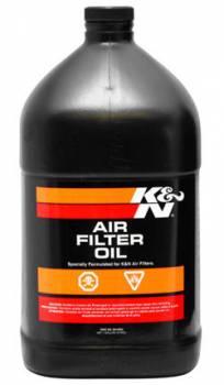 K&N Filters - K&N Air Filter Oil - 1 Gallon Bottle