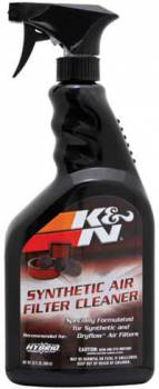K&N Filters - K&N Synthetic Dryflow Air Filter Cleaner - 32 oz. Trigger Spray Bottle