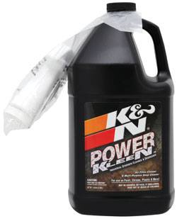 K&N Filters - K&N Power Kleen Air Filter Cleaner - 1 Gallon Bottle