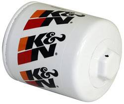 "K&N Filters - K&N Performance Gold Oil Filter - Canister - 3-3/4"" Tall - 3/4-16"" Thread - Various Applications"