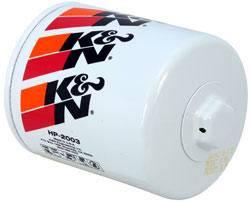 "K&N Filters - K&N Performance Gold Oil Filter - Canister - 4-11/16"" Tall - 13/16-16"" Thread - AMC/GM/International/Jeep/Studebaker"