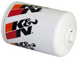 "K&N Filters - K&N Performance Gold Oil Filter - Canister - 5-23/32"" Tall - 3/4-16"" Thread - Various Applications"