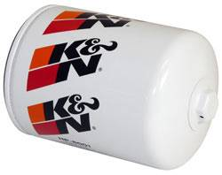 "K&N Filters - K&N Performance Gold Oil Filter - Canister - 6-1/2"" Tall - 1-1/2-12"" Thread - Universal"