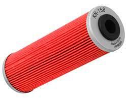 """K&N Filters - K&N Powersports Oil Filter - Cartridge - 5-5/32"""" Tall - KTM"""