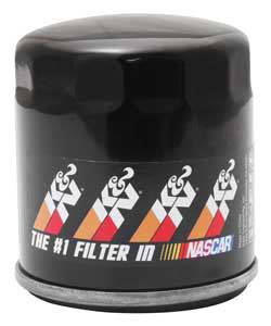"K&N Filters - K&N Pro Series Oil Filter - Canister - 3-3/4"" Tall - 3/16-16"" Thread - Various Applications"
