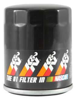 """K&N Filters - K&N Pro Series Oil Filter - Canister - 3-3/4"""" Tall - 20 mm x 1.5 Thread - Various Applications"""