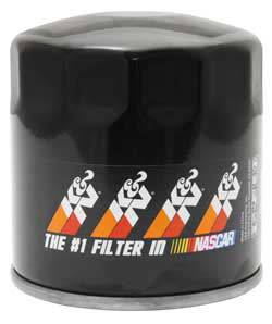 "K&N Filters - K&N Pro Series Oil Filter - Canister - 4"" Tall - 3/4-16"" Thread - Various Applications"