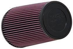 "K&N Filters - K&N Universal Air Filter - Conical - 6"" Base - 4-5/8"" Top - 9"" Tall - 3"" Flange"