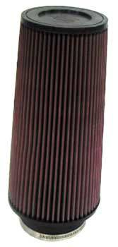 """K&N Filters - K&N Universal Air Filter - Conical - 6"""" Base - 4-5/8"""" Top - 12"""" Tall - 4"""" Flange"""