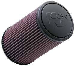 "K&N Filters - K&N Universal Air Filter - Conical - 6"" Base - 4-5/8"" Top - 9"" Tall - 4"" Flange"