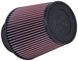"K&N Filters - K&N Universal Air Filter - Conical - 6"" Base - 4-5/8"" Top - 6"" Tall - 3-1/2"" Flange"