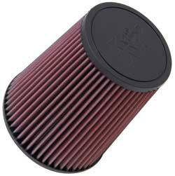"K&N Filters - K&N Universal Air Filter - Conical - 6"" Base - 4-1/2"" Top - 7"" Tall - 4"" Flange"
