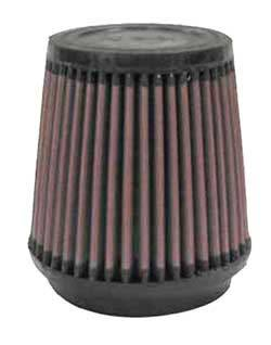 "K&N Filters - K&N Universal Air Filter - Conical - 4-5/8"" Base - 3-1/2"" Top - 4-1/2"" Tall - 3-1/2"" Flange"