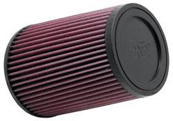 """K&N Filters - K&N Universal Air Filter - Conical - 5-3/8"""" Base - 4-3/8"""" Top - 7"""" Tall - 3-3/4"""" Flange"""