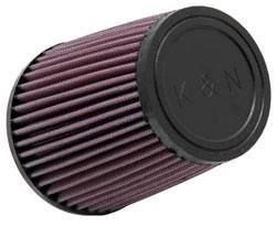 """K&N Filters - K&N Universal Air Filter - Conical - 4-5/8"""" Base - 3-1/2"""" Top - 5-1/2"""" Tall - 3-1/2"""" Flange"""