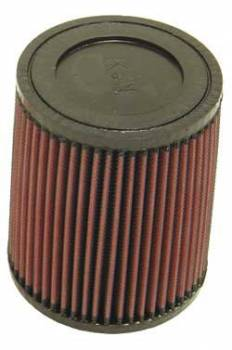 "K&N Filters - K&N Universal Air Filter - Conical - 5-1/8"" Base - 4-5/8"" Top - 6"" Tall - 2-1/4"" Flange"