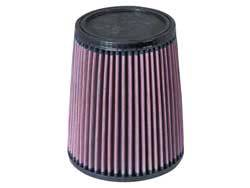 """K&N Filters - K&N Universal Air Filter - Conical - 5-7/8"""" Base - 4-3/4"""" Top - 7"""" Tall - 2-3/4"""" Flange"""