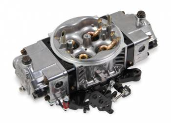 Holley Performance Products - Holley 4150 Aluminum Ultra XP 750 CFM Carburetor - Circle Track - Black/Chromate