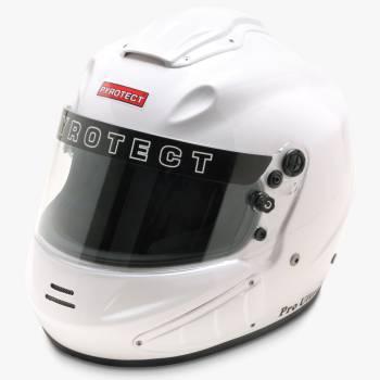 Pyrotect Pro Ultra Triflow Helmet - White