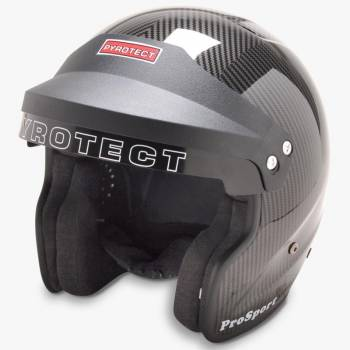 Pyrotect ProSport Carbon Graphic Open Face Helmet