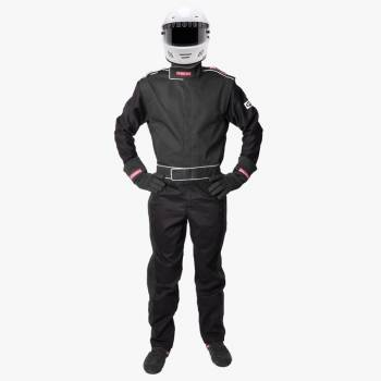 Pyrotect Sportsman Deluxe FR Racing Suit - Black