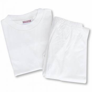 Pyrotect Inner Wear Underwear Top - White