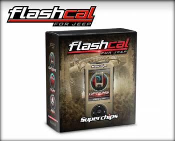Superchips - Superchips Flashcal F5 Recalibrator - 07-16 Jeep