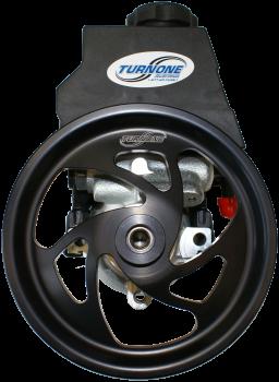 Turn One Steering - Turn One Steering Power Steering Pump w/ Pulley - Chevy Camaro/Pontiac Firebird LS1 1998-2002