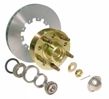 Coleman Racing Products - Coleman Sportsman Brake Rotor - Camaro - Hub